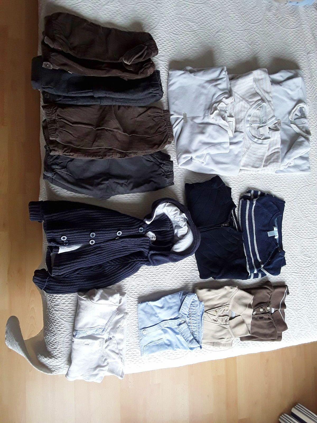 Vends vêtements hiver garçon, taille 12mois et 9mois