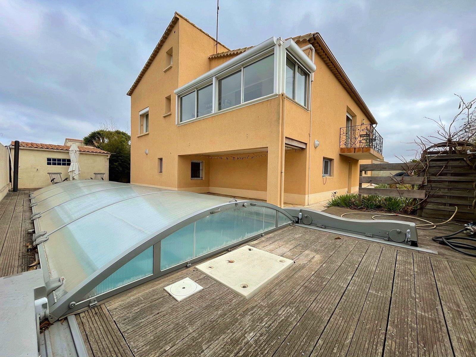 Vends Villa 172m² 4chambres Vias (34)