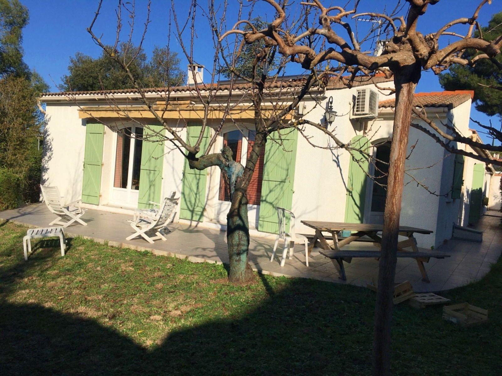 Vends villa 130m², 4chambres, St Jean de Védas