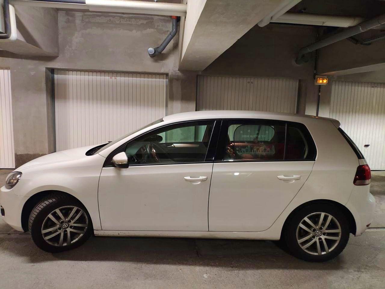 Vends Volkswagen Golf 6, 1.6TDI, fin 2012, 115000km