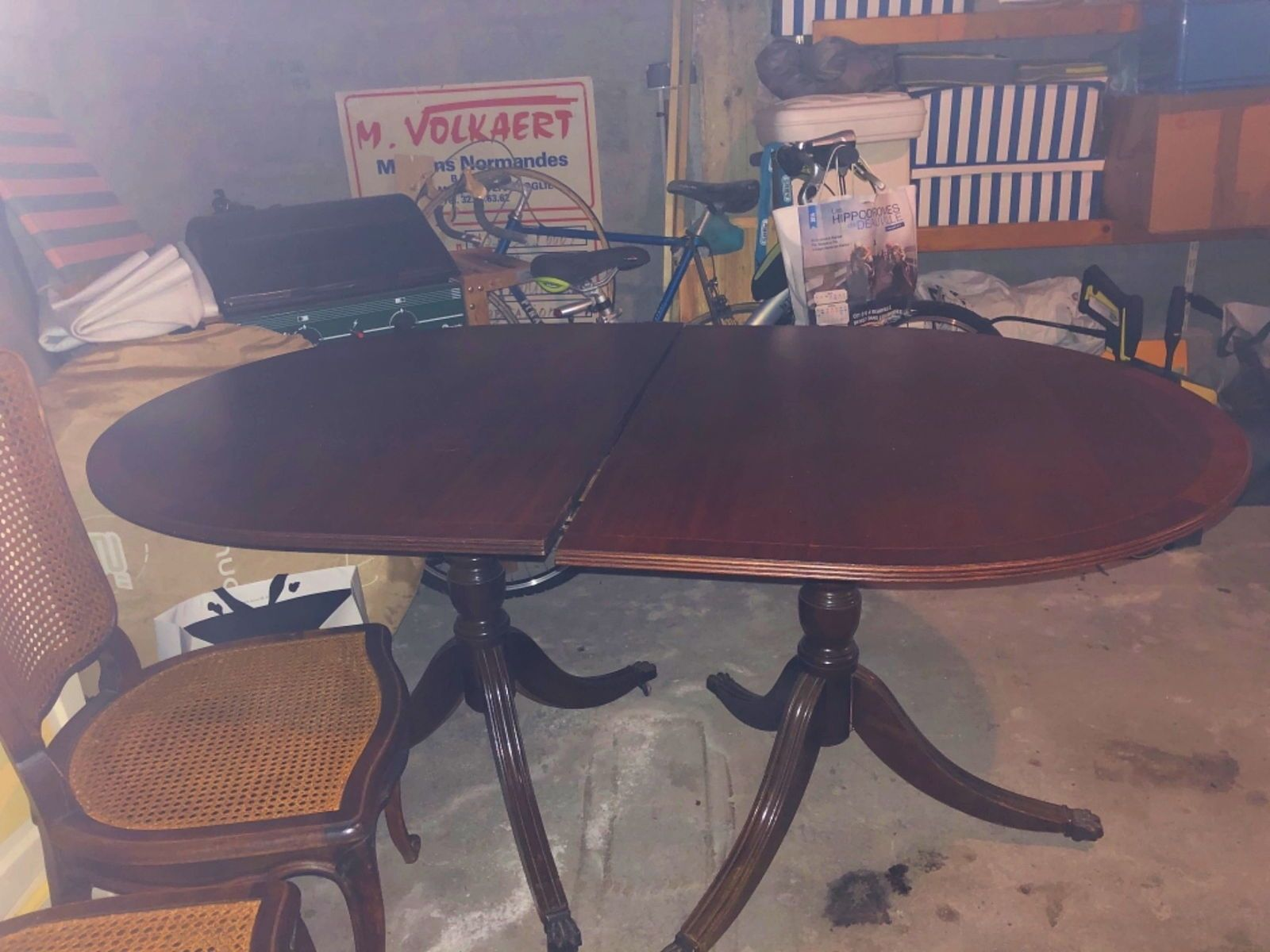 Vente table anglaise