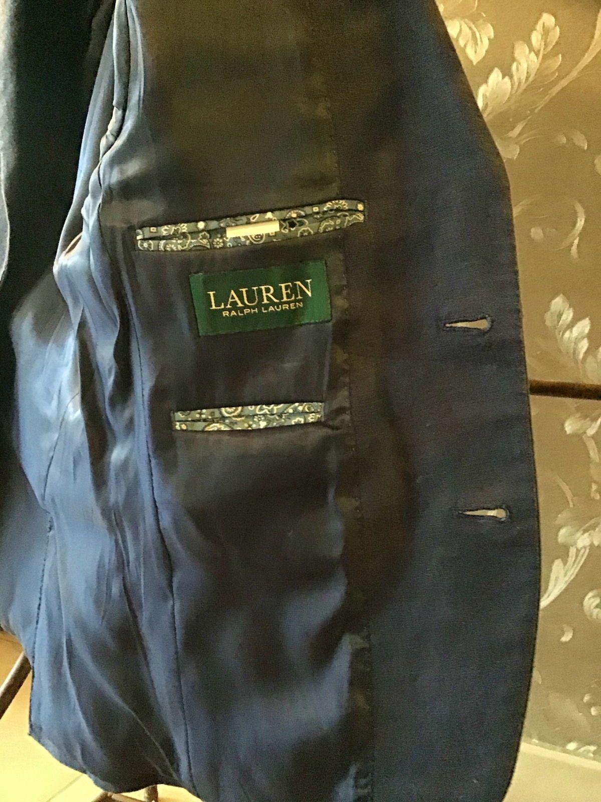 Veste lin Ralph Lauren 12-14ans