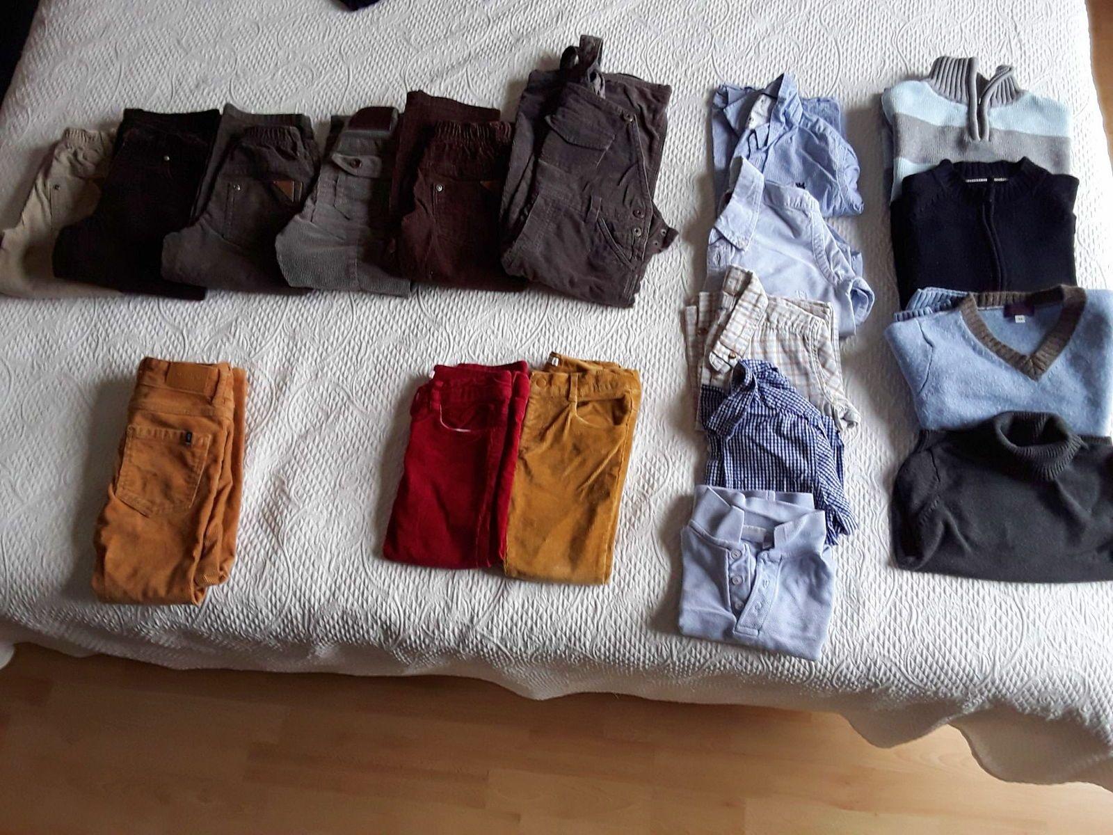 Lot vêtements hiver garçon taille 3ans