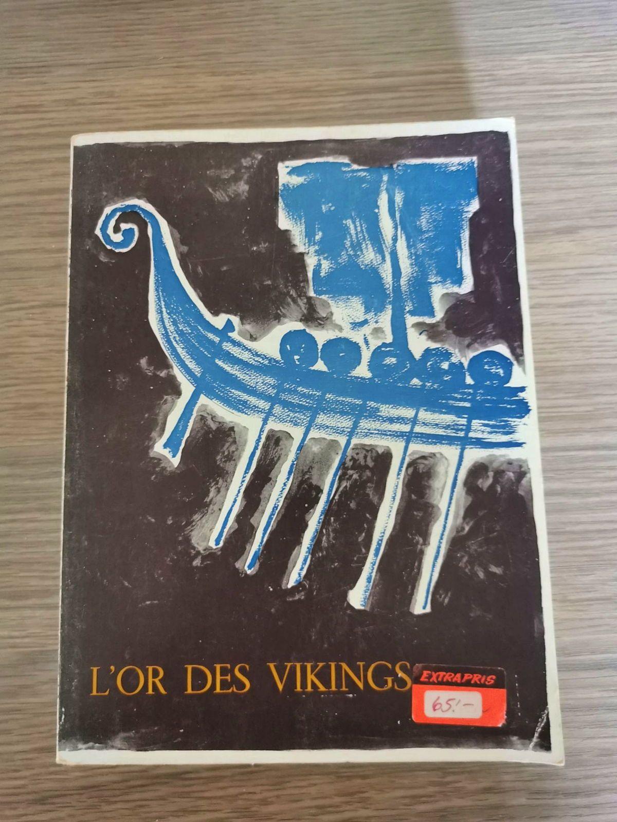 Vends libre L'Or des Vikings