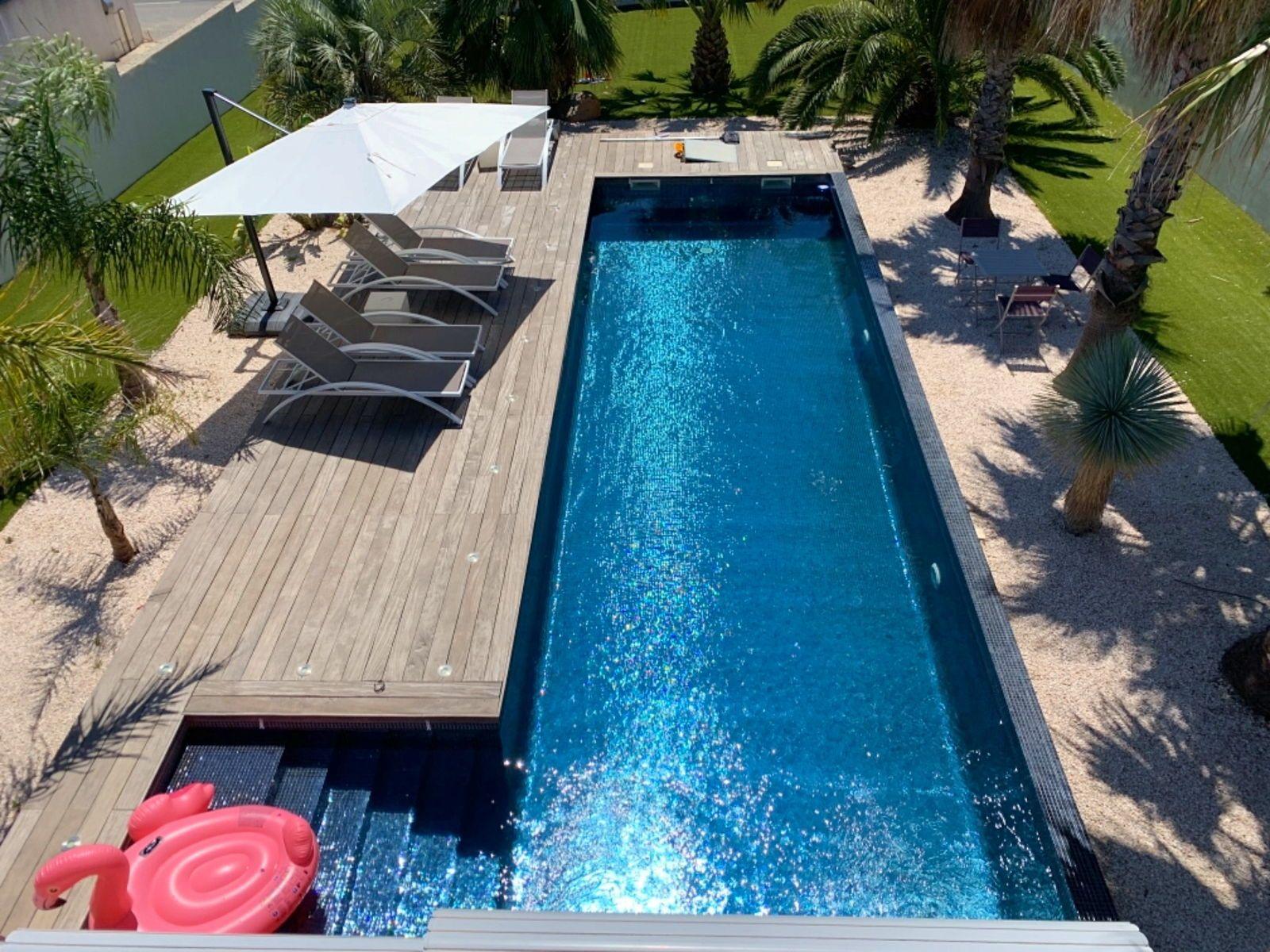 Propose Villa 6/8couchages Cap d'Agde