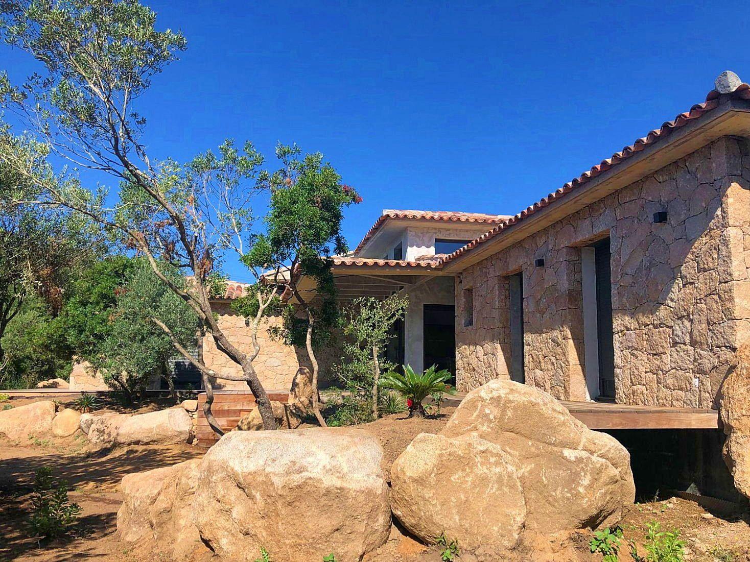 Loue grande villa, 12couchages 6chambres, Ogliastrello Sud Corse